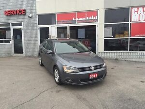 2011 Volkswagen Jetta Highline 2.5 6sp at w/Tip