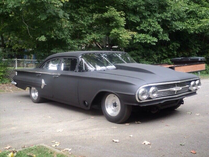1960 Belaire Race Drag 1/4 Mile Chev | Classic Cars | Timmins | Kijiji