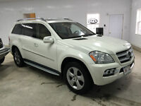 2010 Mercedes-Benz GL-Class 450 SUV, Crossover