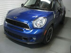 2013 MINI Paceman S  ALL4 Fourgonnette, fourgon