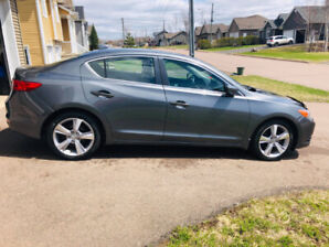2013 Acura ILX Tech Pkg - Warranty