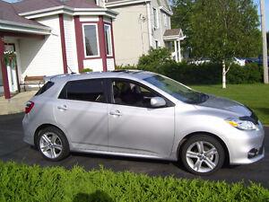 2011 Toyota Matrix Type S (Sport) Tout équipé