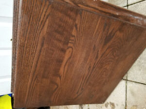 Restaurant/Bar  oak table tops