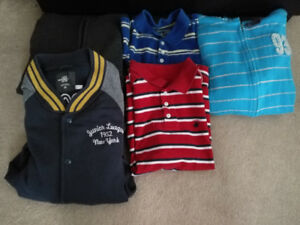 Bundle of Top Boy's Clothing Size 14