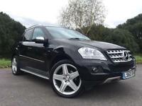 Mercedes-Benz M Class 3.0 ML350 CDI BlueEFFICIENCY Sport 5dr DIESEL 2010/60