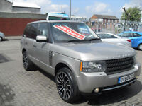 Land Rover Range Rover 4.4TD V8 auto 2010 Vogue SE