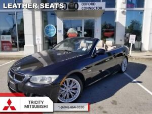 2013 BMW 3 Series 335I  - Sunroof -  Leather Seats