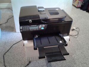 HP Officejet 4500  Printer/ Copier/ Fax.