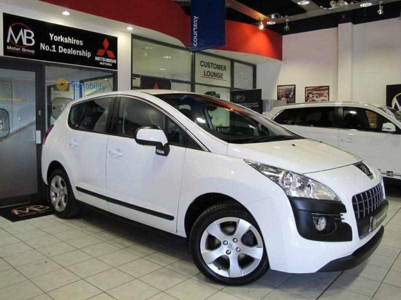 2013 peugeot 3008 1 6 hdi 115 active ii bluetooth low mileage in bradford west yorkshire. Black Bedroom Furniture Sets. Home Design Ideas