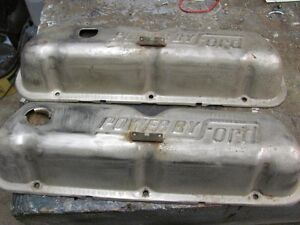 Valve covers Ford