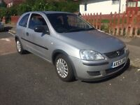 2004 VAUXHALL CORSA 1.0 LIFE - 9 MONTHS MOT - NICE CONDITION