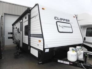 2019 Forest River Clipper de luxe 21BH 21 pieds