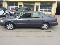 1998 Toyota Camry Berline**XLE MODEL**