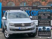 2014 Volkswagen Amarok 2.0 DC BI-TDI HIGHLINE 4MOTION 180 BHP 4WD PICKUP PICK UP