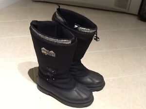 Boots snowmobile