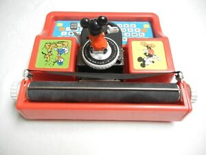 MICKEY MOUSE TYPEWRITER - WITH BOX - 1975 Windsor Region Ontario image 4