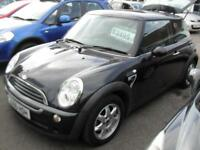 2006 MINI HATCHBACK 1.6 One Seven 3dr