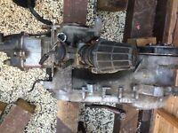 Gilera 172 engine