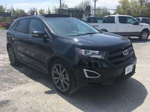 2016 FORD EDGE SPORT AWD- ONLY $42,999*