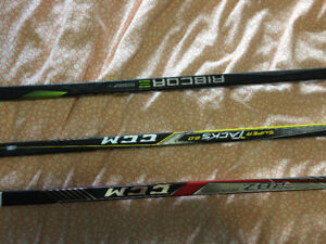 Brand new hockey sticks right handed top of the line