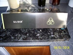 LIMITED EDITION KA-BAR ZOMBIE KNIFE