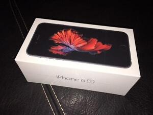 New Apple iPhone 6s - 64GB - Space Gray (Unlocked)