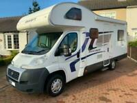 Swift Escape 686 Rear Lounge 6 Berth Motorhome For Sale