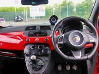2016 Abarth 595 1.4 T-Jet Turismo 3dr Hatchback Petrol Manual