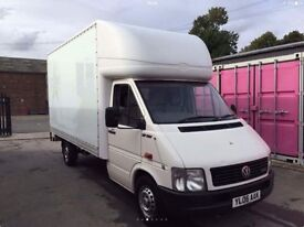 Man and van,man with van,best rates £25p/h BIG LUTON VAN WITH TAIL LIFT 24/7