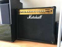 Marshall MG100DFX guitar amp