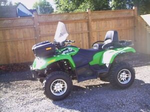 trv 500 arctic cat