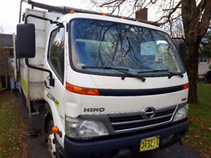 2010 Hino 155 chassis(box not included)