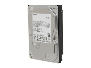 "TOSHIBA 1TB 3.5"" 7200 RPM SATA 6.0Gb/s Internal Hard Drive"
