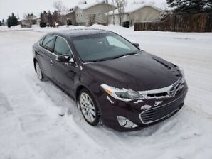 2013 Toyota Avalon v6 for sale Camrose