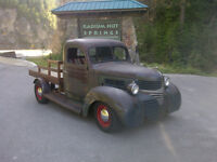 1940 Dodge Pickup Rat Rod