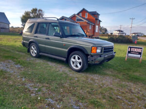 Land Rover Discovery 4X4 $1000