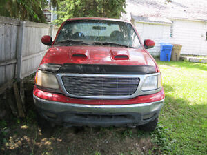 1999 Ford F-150 4x4 for Parts