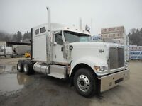 International 9900i, Including 5yr engine warranty