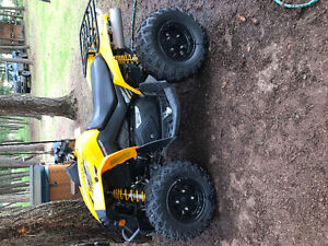 07 can am renegade 800HO for sale