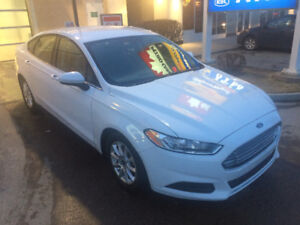 2016 Ford Fusion S Only 26 KM Car Starter Great On Gas
