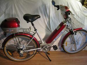 J`Achète Vélo,Scooter,Quadriporteur même avec les Batteries Fini