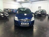 Vauxhall/Opel Zafira 1.6i 16v ( a/c ) 2008MY life bargain/reduced