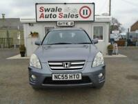 2006 HONDA CR-V 2.0 I-VTEC EXECUTIVE - 97,713 MILES - FULL SERVICE HISTORY - 4X4
