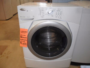 Front load and Top Loading washers ON SALE!