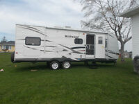 2012 Wildwood 26 ft Travel Trailer