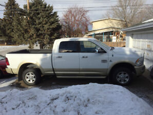 2012 Dodge Power Ram 2500 Laramie Longhorn Pickup Truck