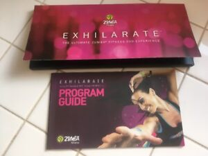 Zumba Exhilarate DVD Set