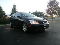 Collector Honda Civic EP3 SiR 1 of a kind