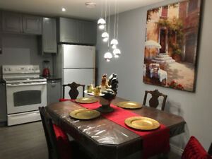 Basement apartment in house for rent