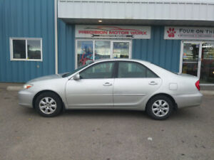 2002 Toyota Camry LE 3 Month Warranty